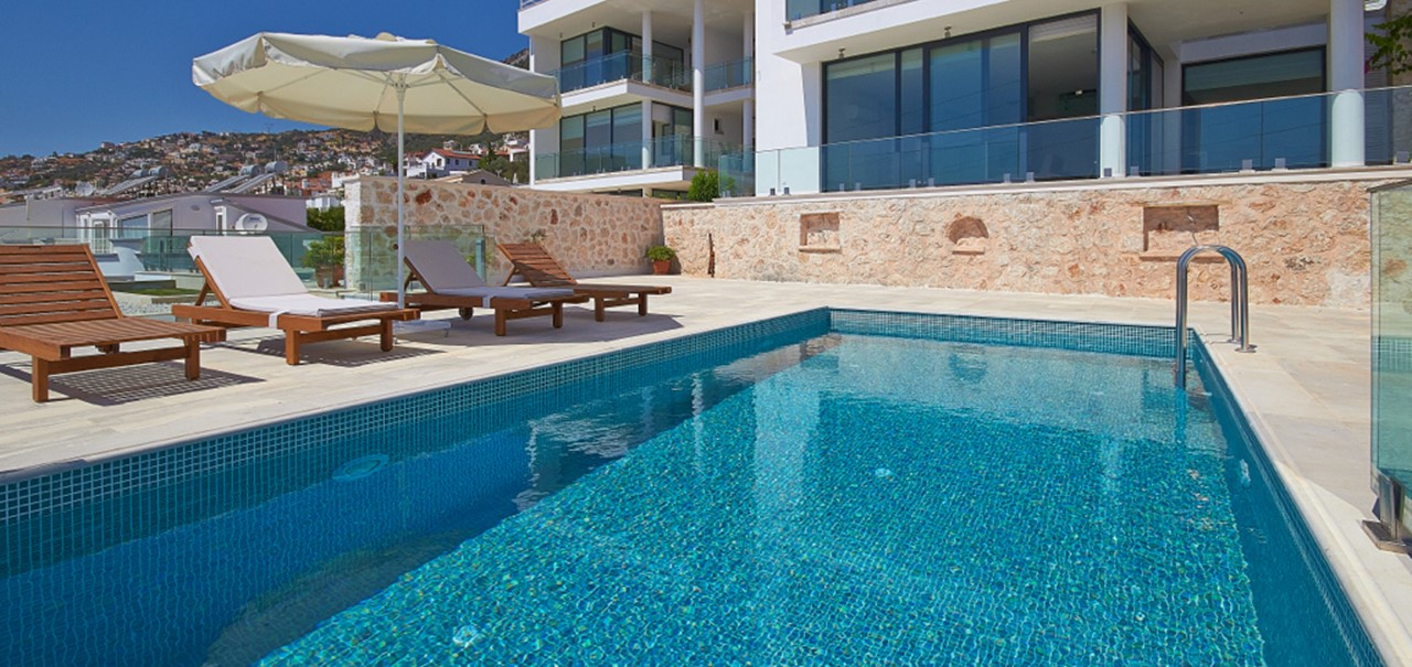 Villa Swan For Holiday Rental In Kalkan The Turquoise
