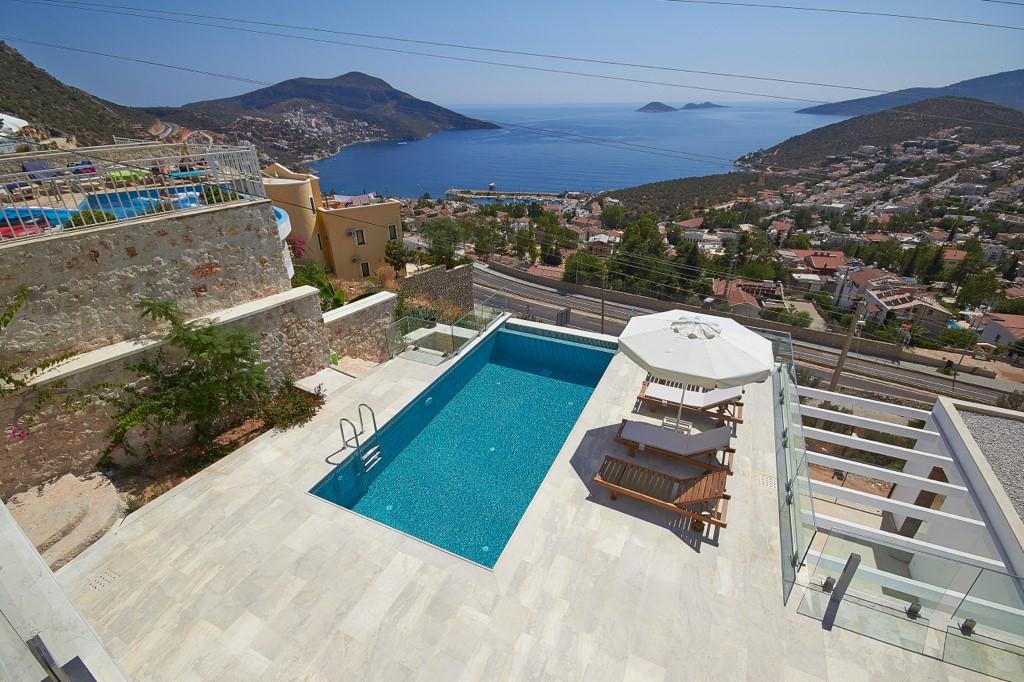 Villa Swan Pool