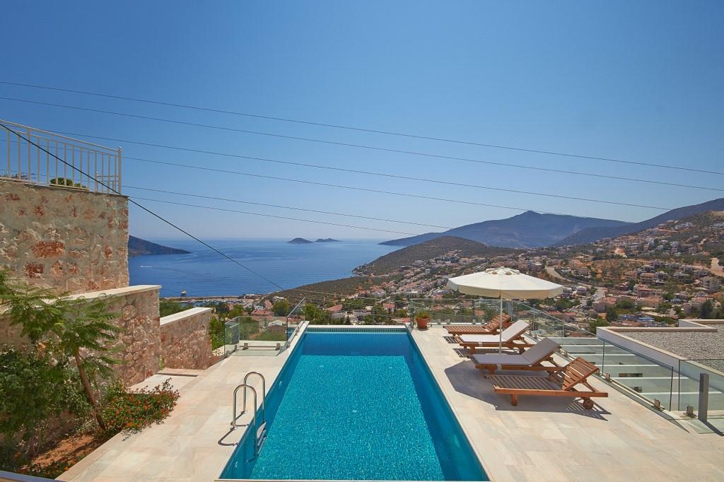 Villa Swan Pool And Terrace