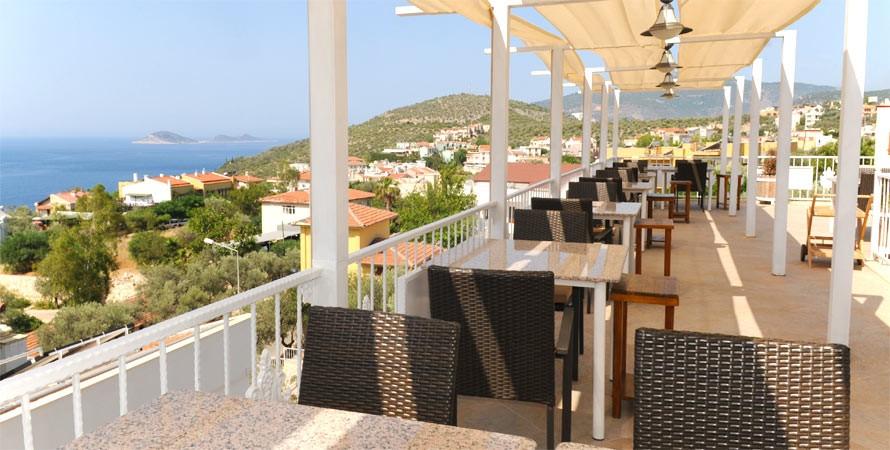 Oasis Hotel Kalkan Resturant