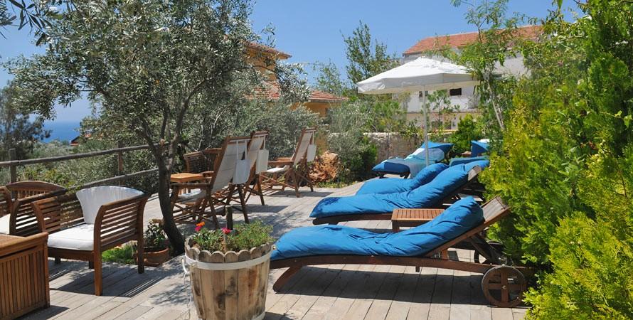 Oasis Hotel Kalkan Surroundings