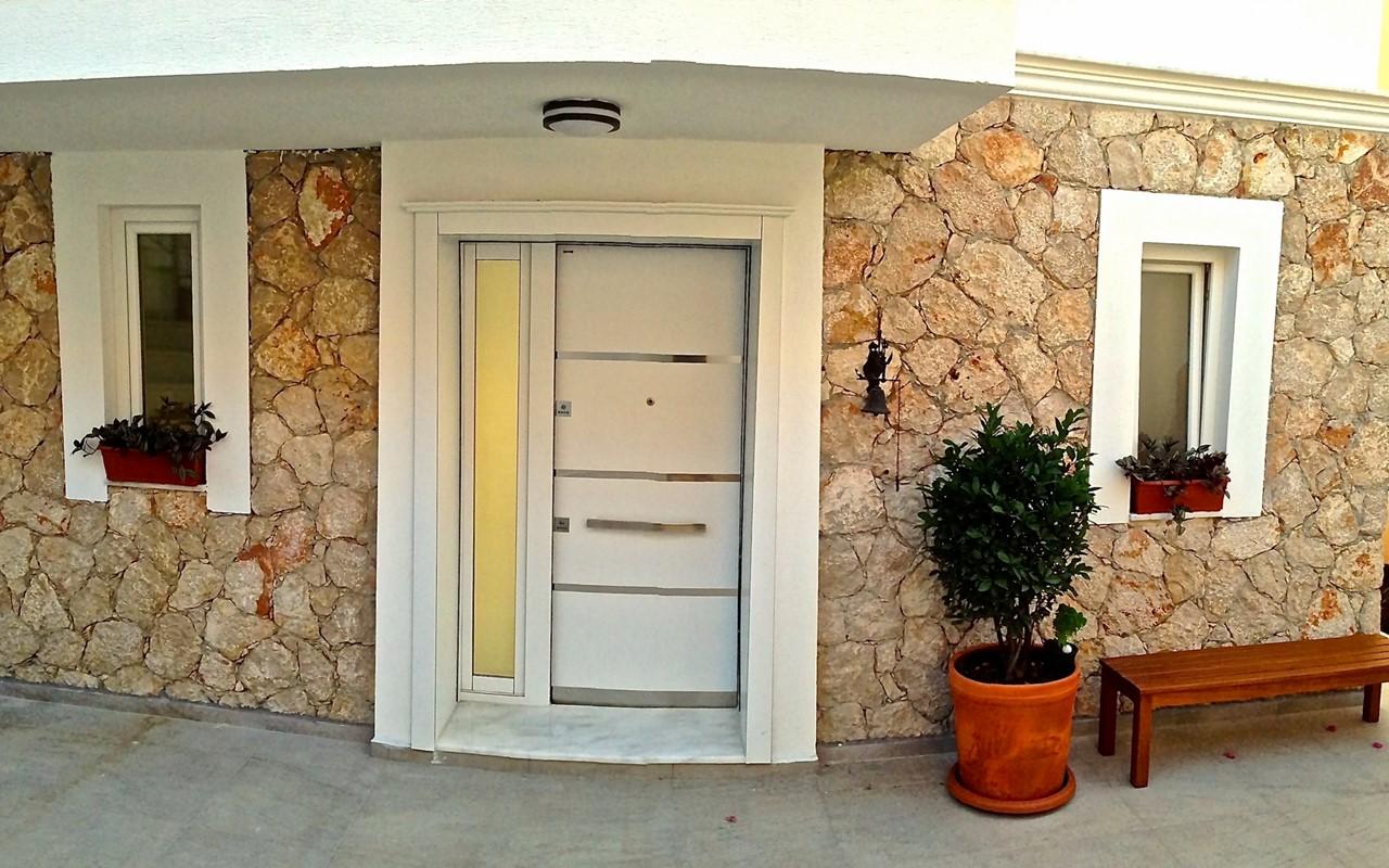 Entrance Casa Mare