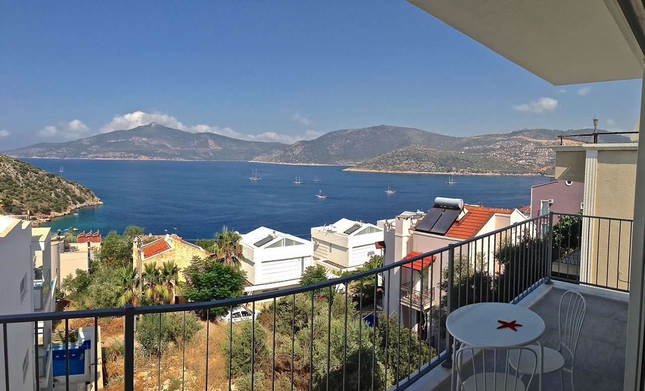 Incredible Sea Views