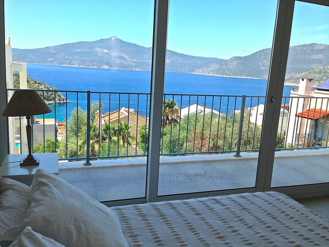 Sea Views From Bedrooms