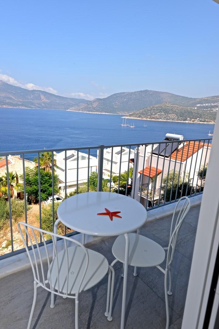 Sea View Balcony