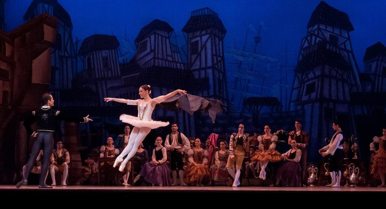 Ballet Production Performance Don Quixote 45258