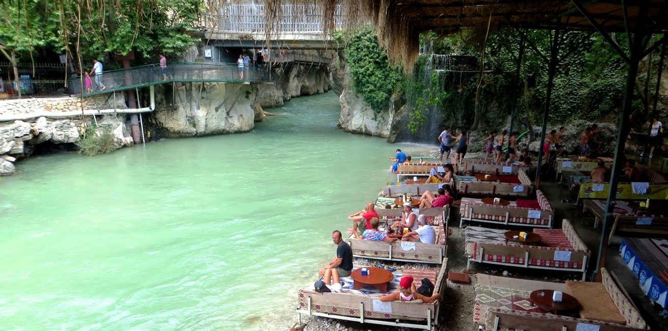 Saklikent Gorge is 1 of the deepest canyons in the world & well worth a v...