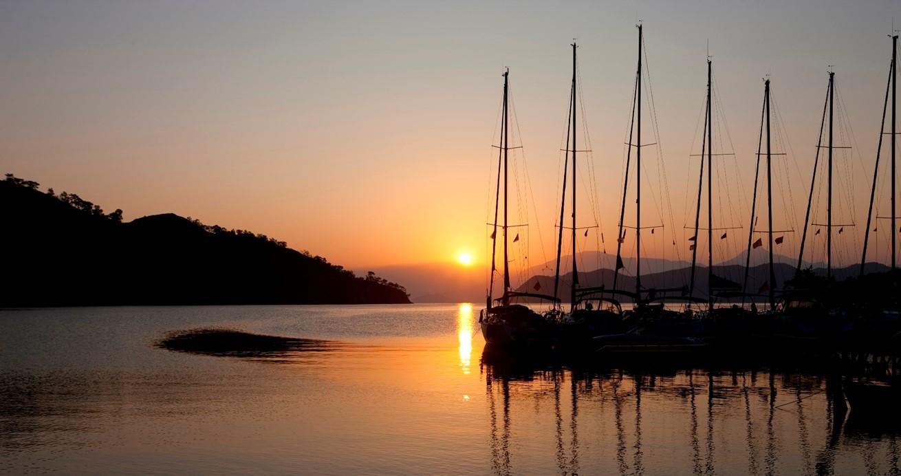 Gocek Sunset