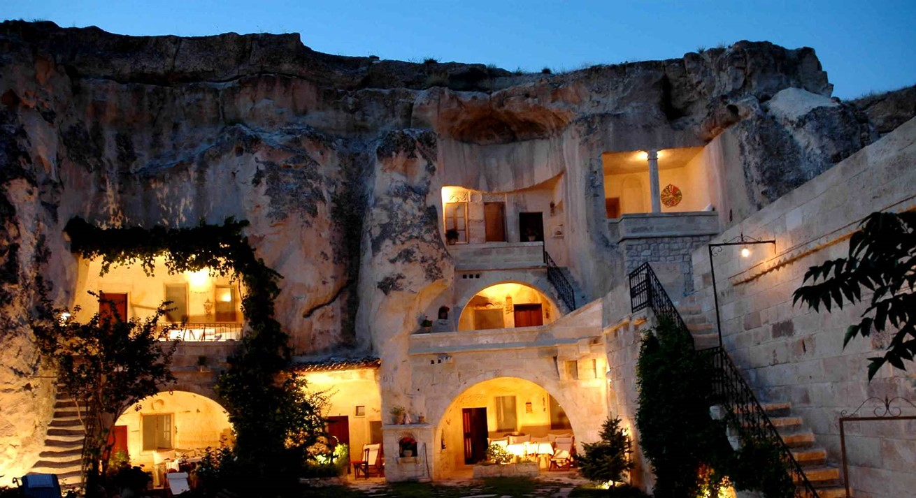 Hotel Cappadocia 1