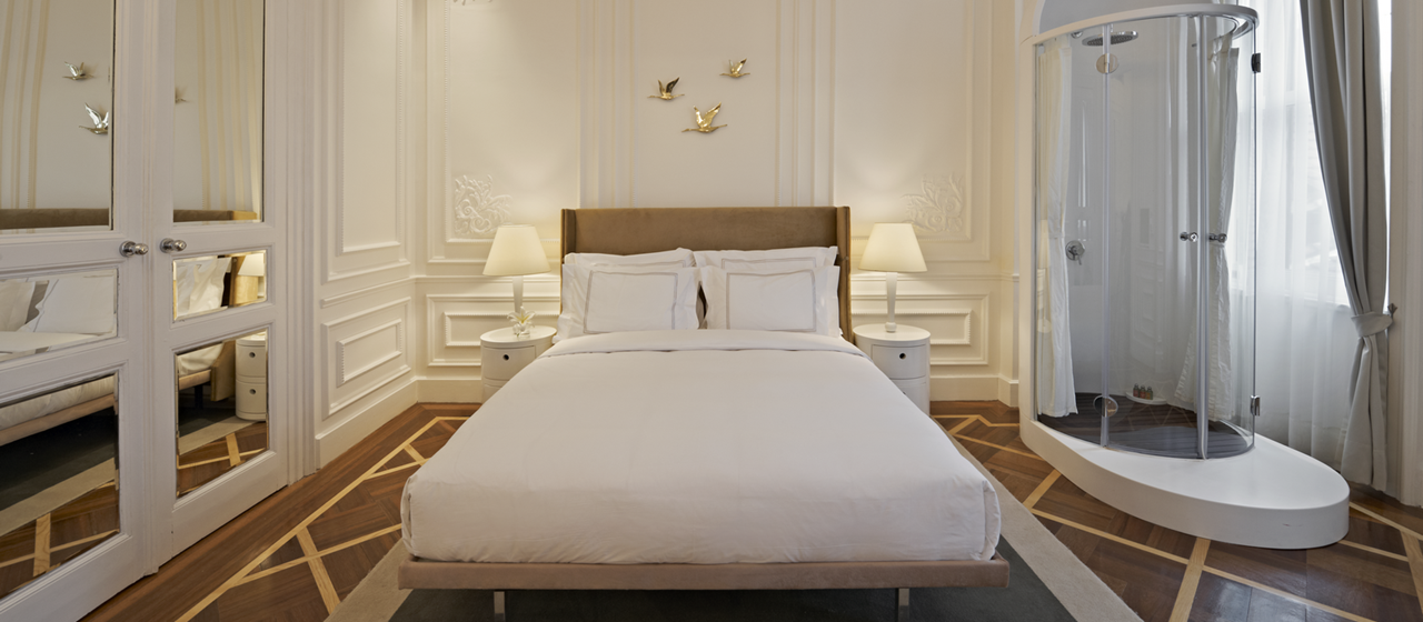 The House Hotel Galatasaray Executive Suite Bedroom