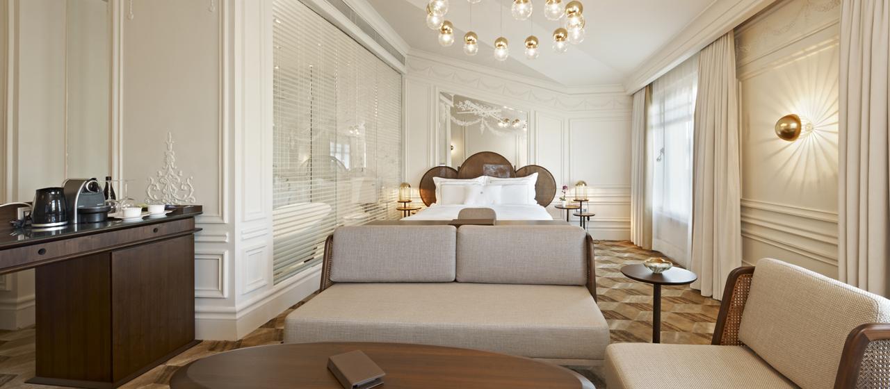 The House Hotel Bosphorus Penthouse Room