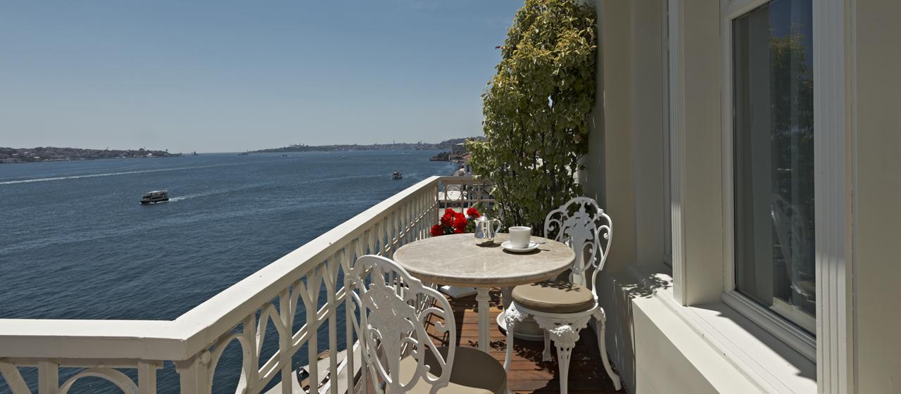 The House Hotel Bosphorus Penthouse Terrace
