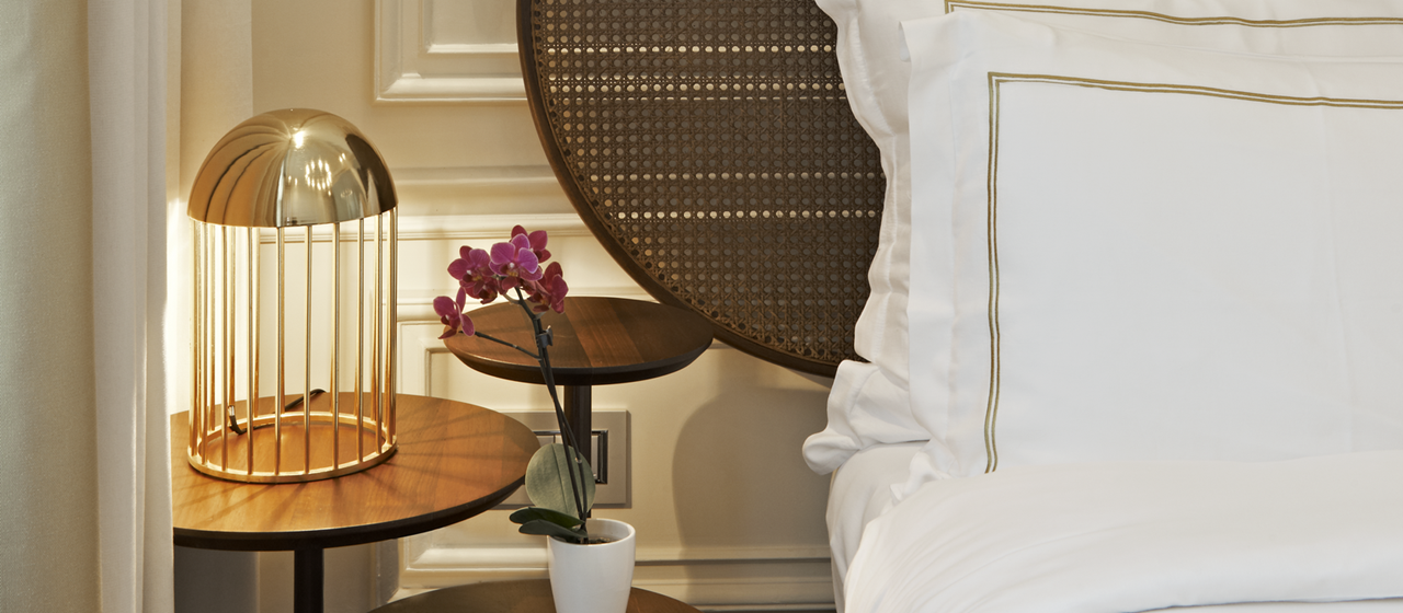The House Hotel Bosphorus Superior Side Table