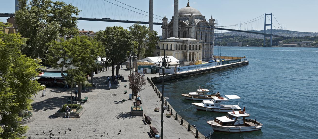 The House Hotel Bosphorus Neighbourhood