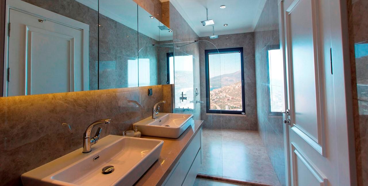 Contemporary En Suites