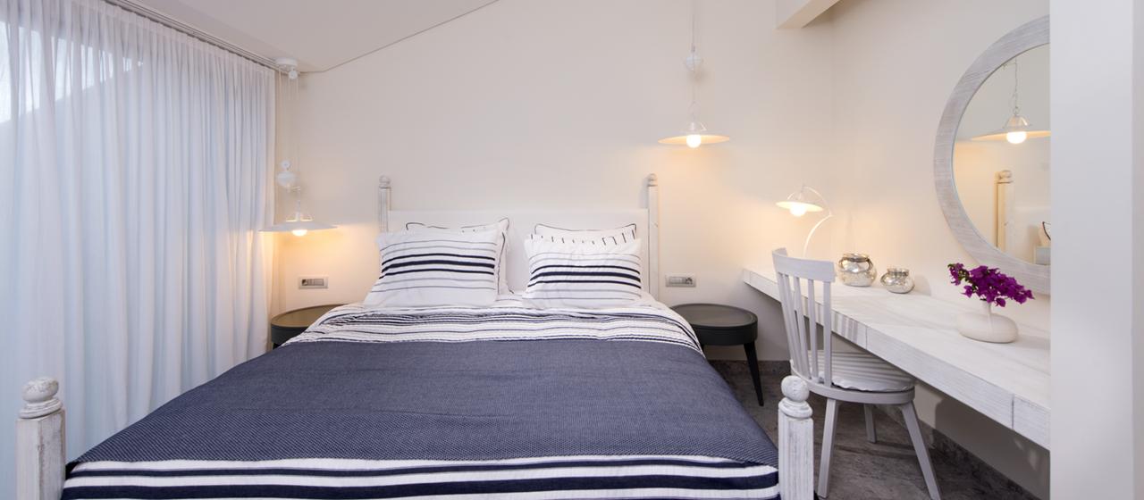 D Resort Gocek Attic Suite Sleeping Room