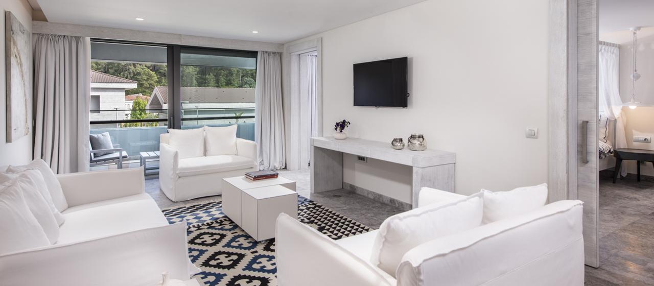 D Resort Gocek Premier Suite Balcony