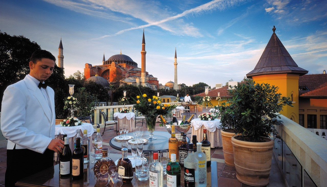Four Seasons Sultanahmet Bar