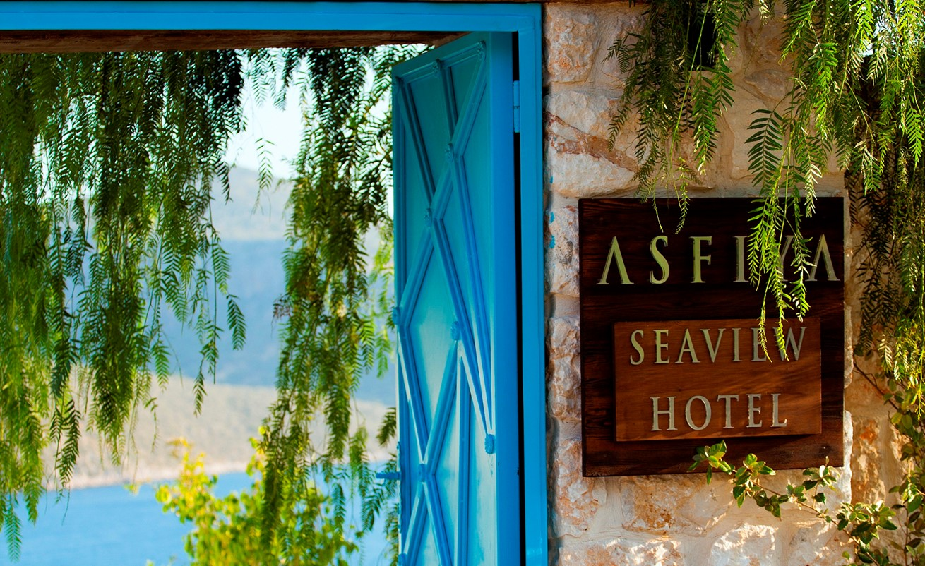 Asfiya Sea View Hotel 14