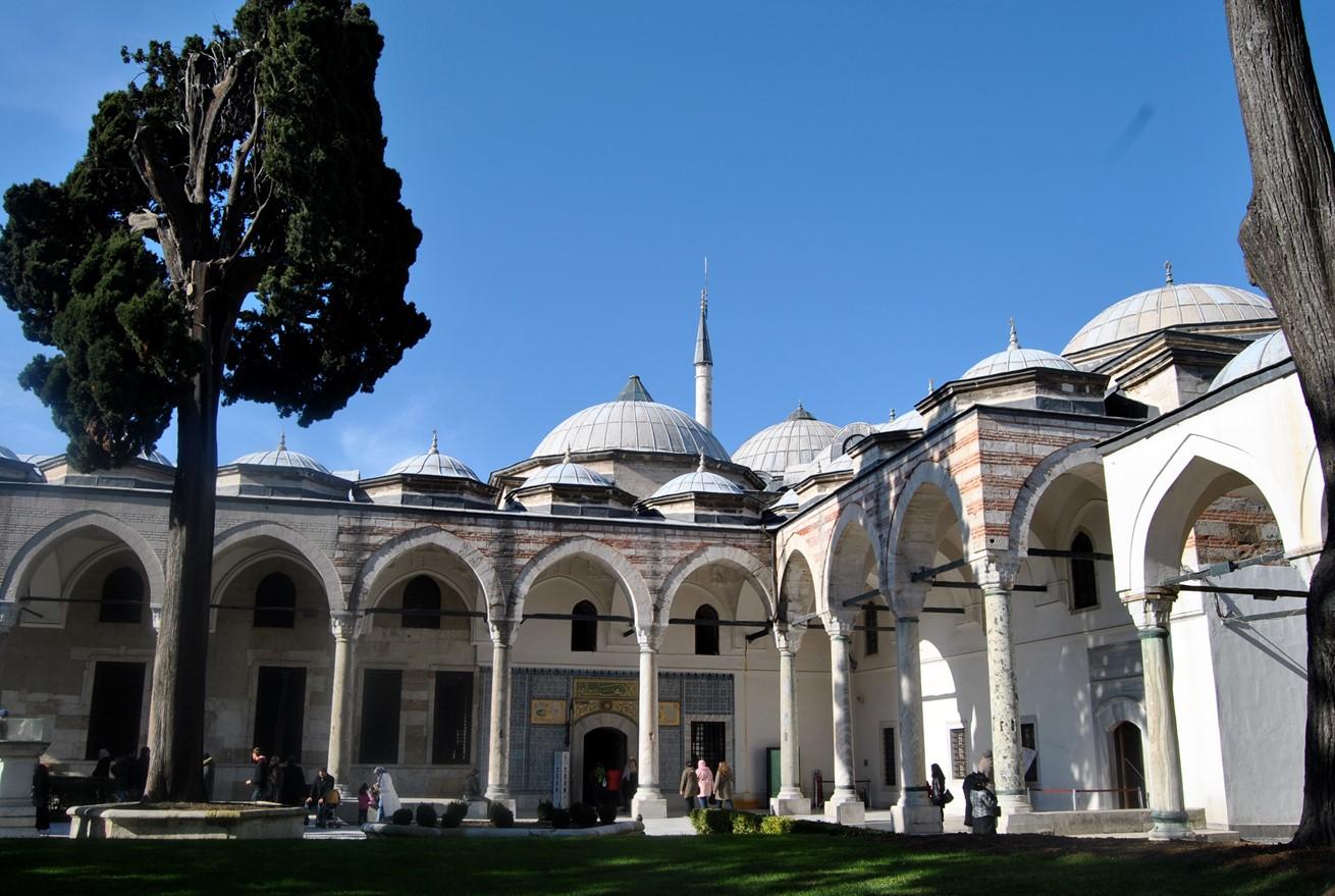 Topkapi Palace Istanbul 4