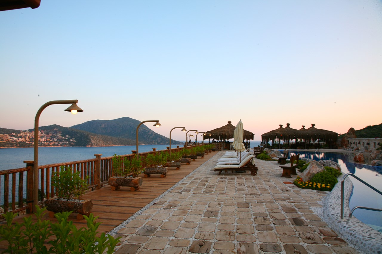 The Likya Hotel Terrace