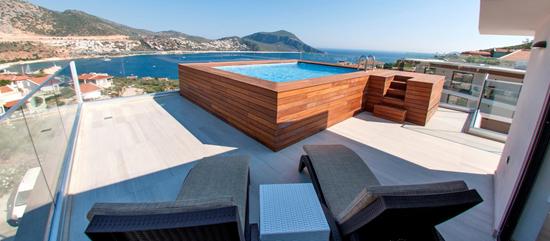 Premium Terrace Room With Pool 4