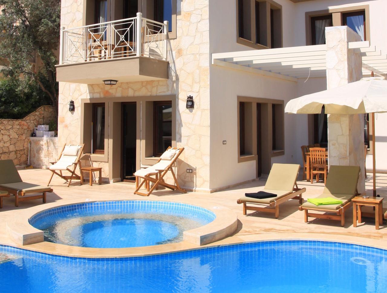 Villa Doruk with 5 bedrooms