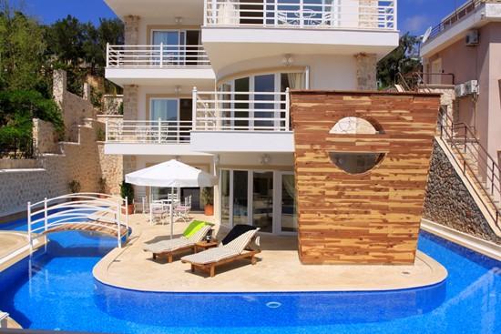 Villa Likya, 5 bedroom Kalkan villa