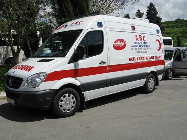 Turkey Ambulance