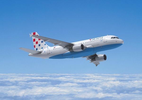Croatia Flights Widget