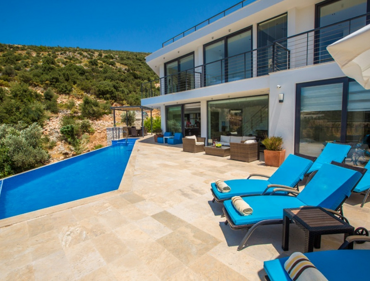 Pool And Furnished Terrace