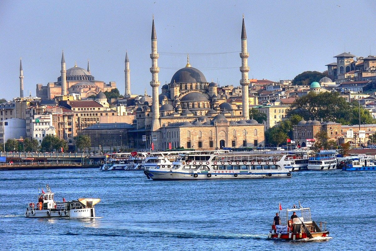 Istanbul Boat Trips 2