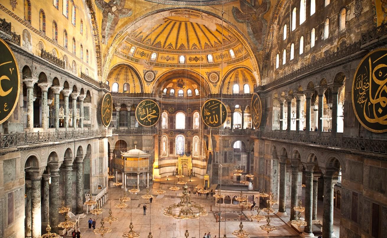 Hagia Sophia Aghia Sophia Ayasofya Istanbul Turkey Photographs By Buelent Oezalp61