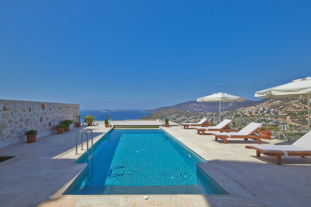 Villa Flamingo Pool
