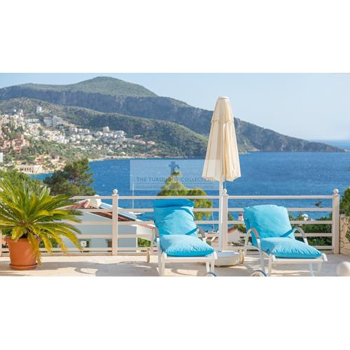 2 Bedroom Apartment With Private Plunge Pool In Kalkan S