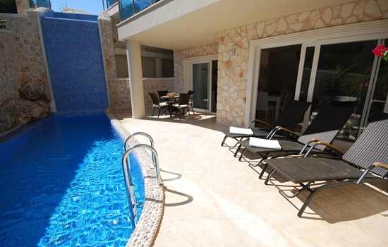 Apartment Maria Private Pool And Terrace