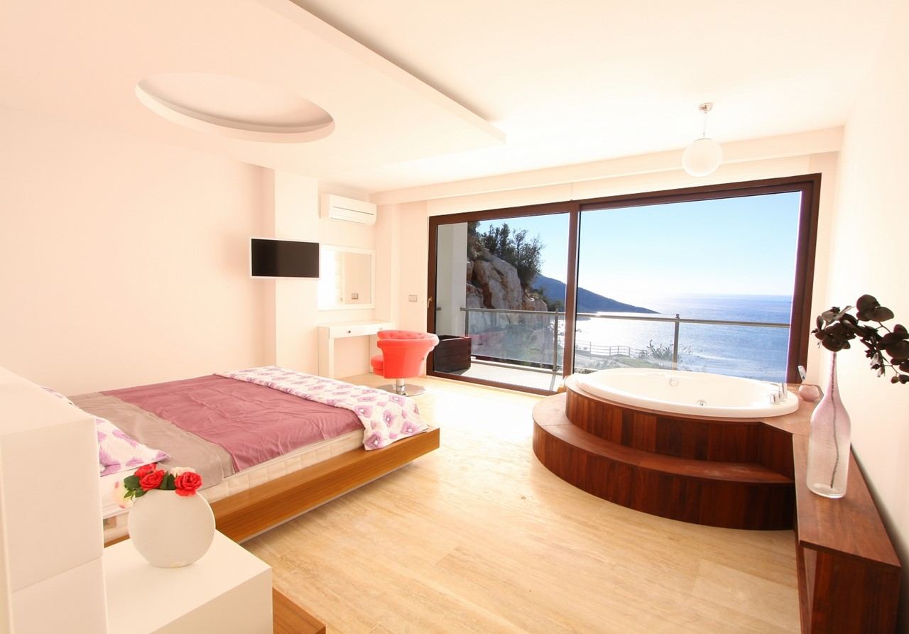 Double With Sea Views