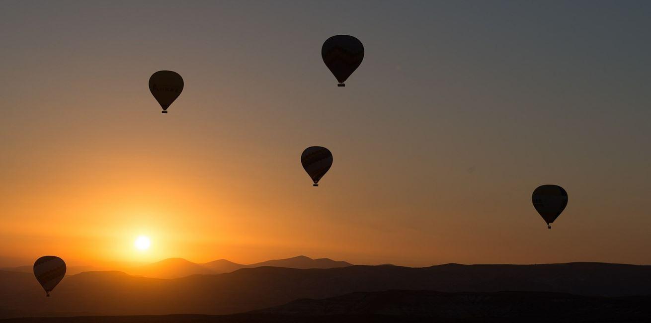 Hot Air Ballooning 436442 1920