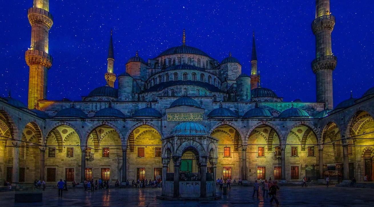 Blue Mosque 1851032 1920