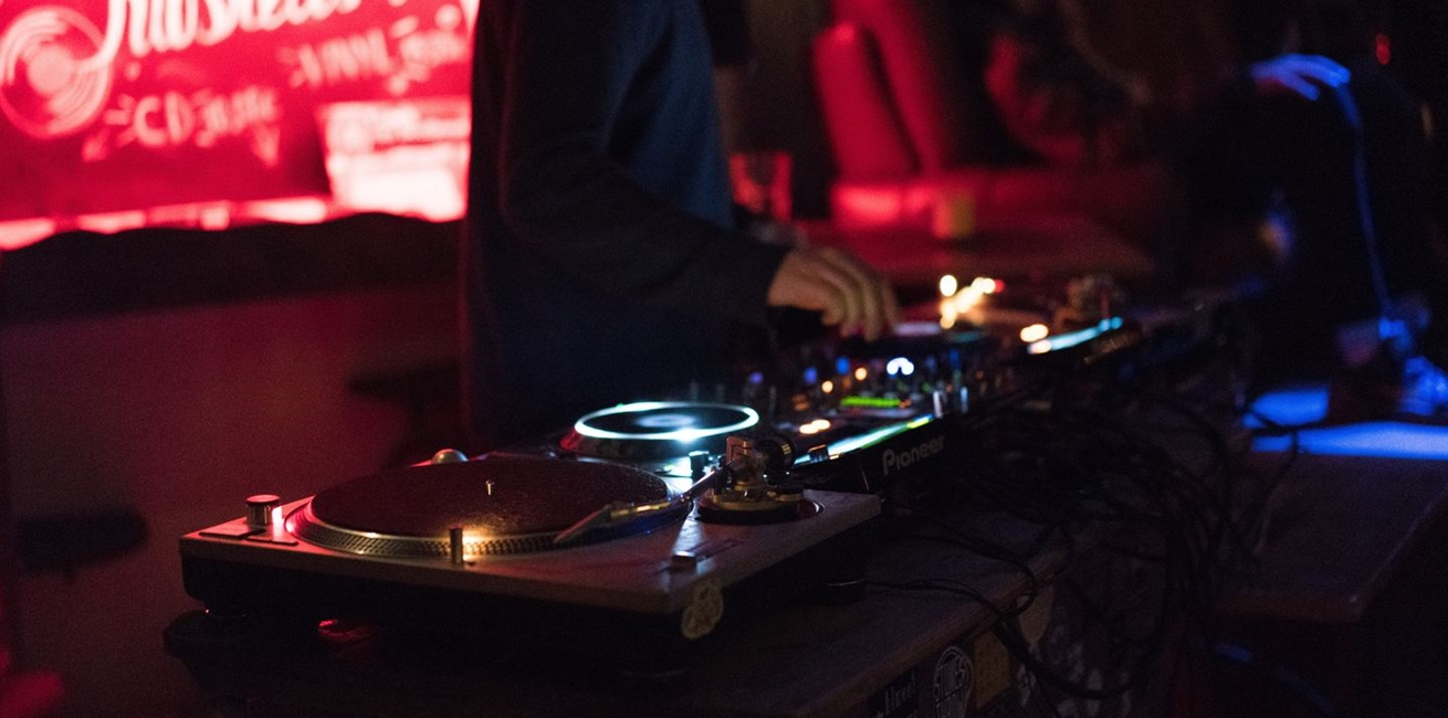 Record Music Dj Turn Table Stage Performance 1408971 Pxherecom
