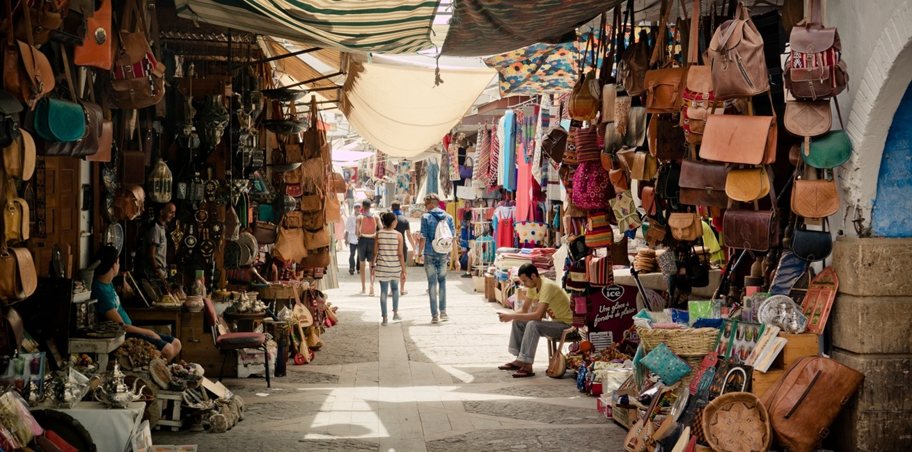 Markets and Bazaars of Istanbul | The Turquoise Collection
