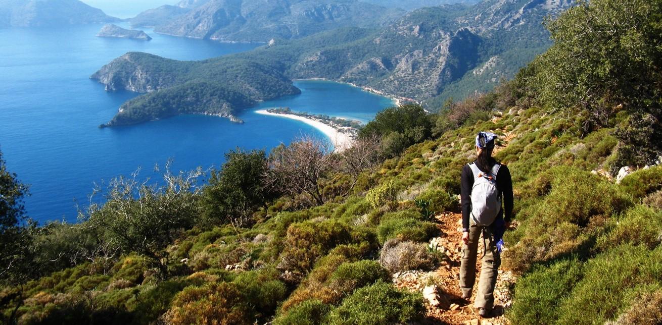 Hiking Lycian Way