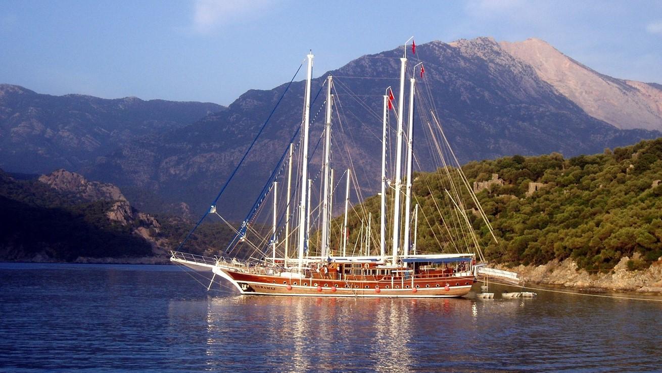 Sailing Boats 613624 1920
