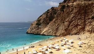 Kas beaches