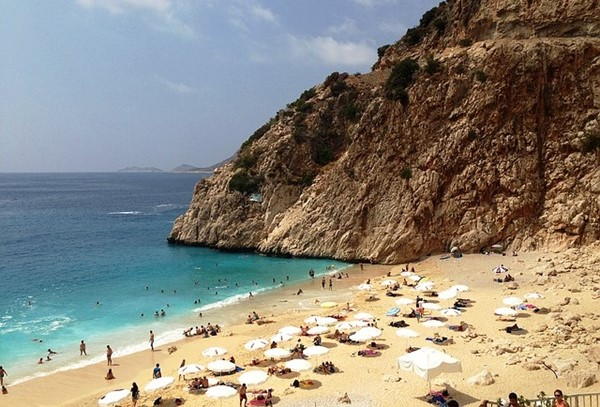 Kas beaches