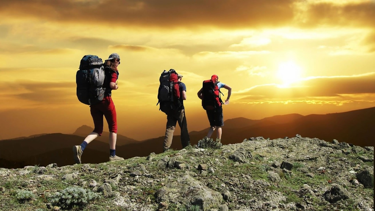 Hikers 1147796