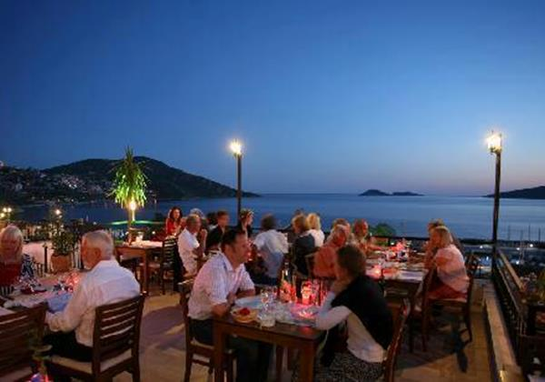 Restaurants in Kalkan