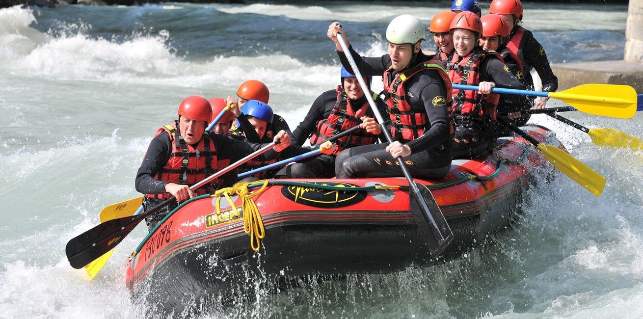Rafting 293542 1920