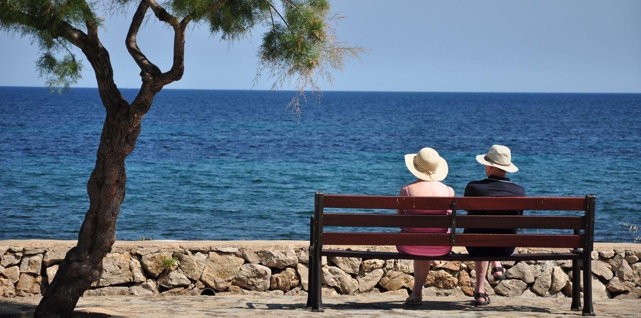 Beach Sea Coast Tree Ocean Bench 535473 Pxherecom