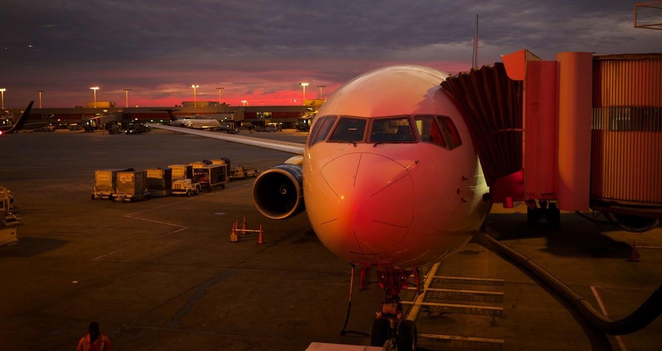 Sunset Night Airport Airplane Aircraft Dusk 1034525 Pxherecom